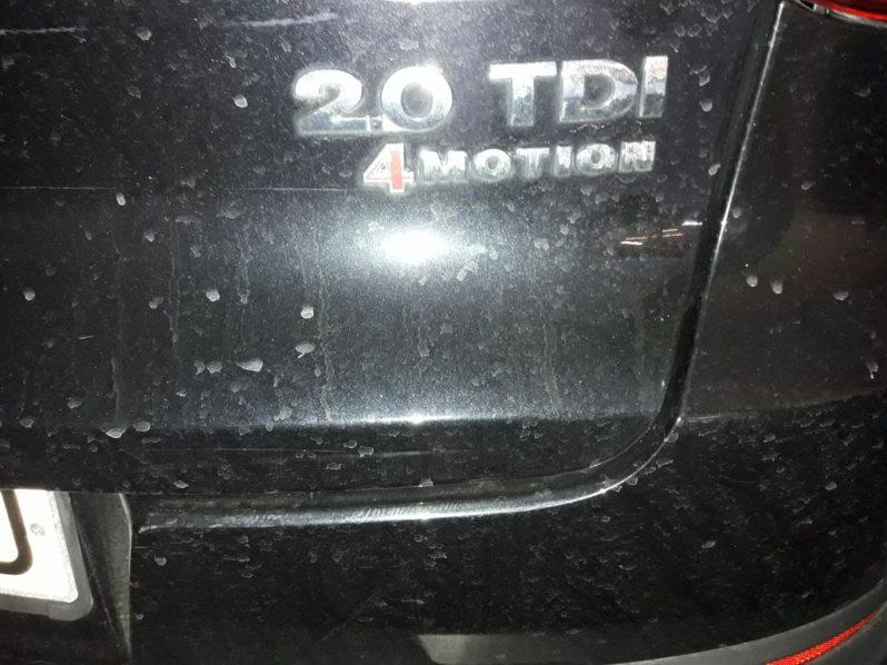 VW TIGUAN 2.0TDI 4MOTION completo