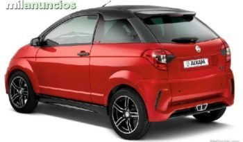 AIXAM COUPE GTI PREMIUM ABS MODEL 2019 completo