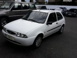 FORD FIESTA 1.3I TATOO