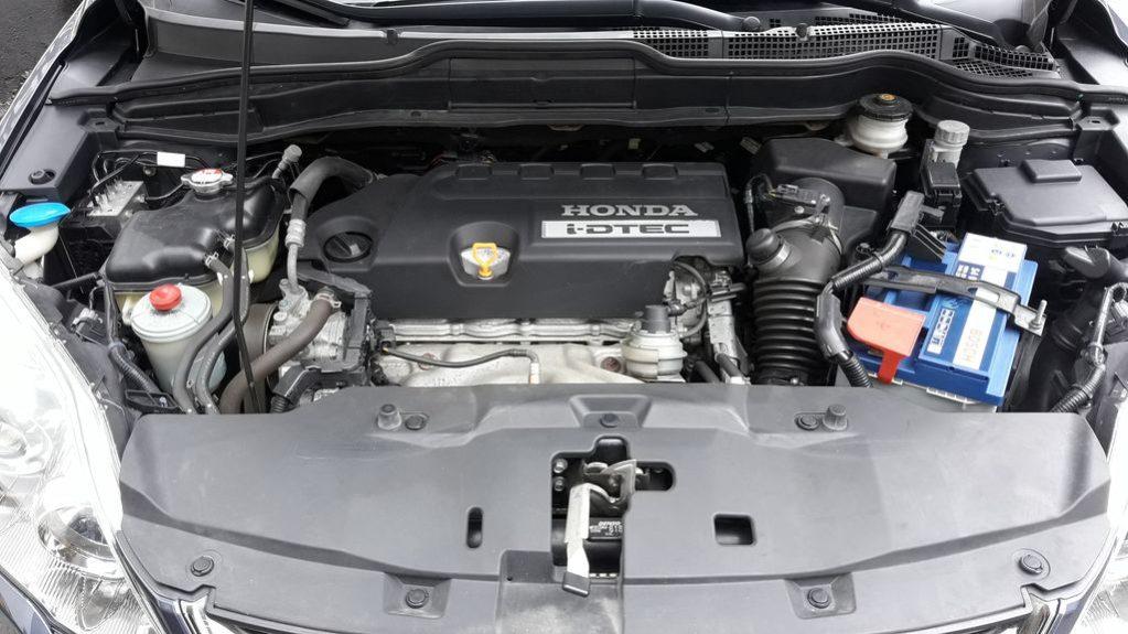 HONDA CR-V 2.2 i-CTDI ELEGANCE lleno