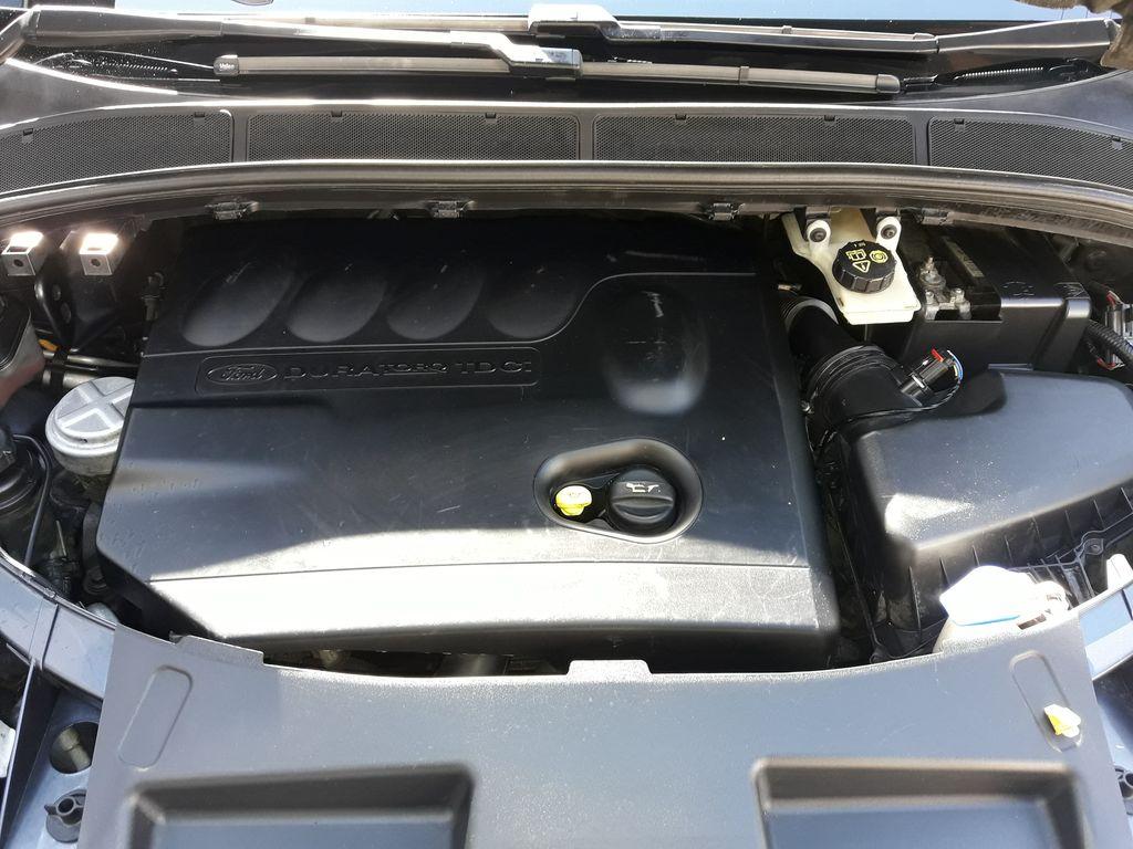 FORD GALAXY 2.0 TDCI 140CV Ghia 7 PL full