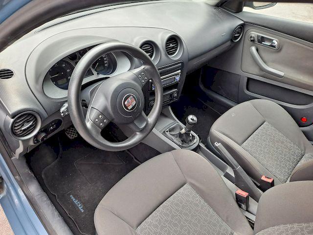 SEAT IBIZA 1.9 TDI 100CV full