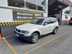 BMW X3 2.0D POCOS KM + TECHO