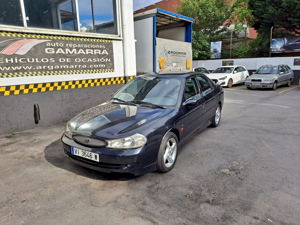 FORD-MONDEO 1